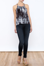 Bacio Dyed Top - Front full body