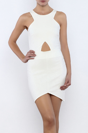 Shoptiques Product: Front Cut Out Dress