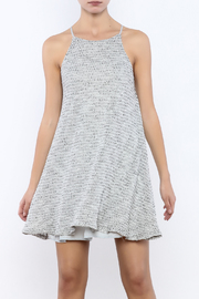 Shoptiques Product: Grey Knit Dress