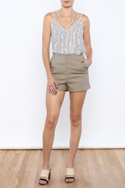 Shoptiques Product: High Waisted Shorts - Front full body