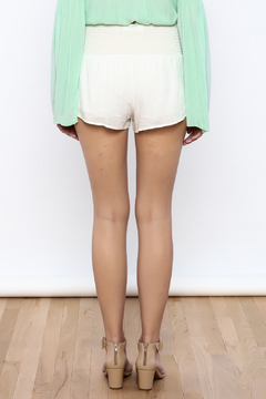 Bacio Woven Shorts - Alternate List Image