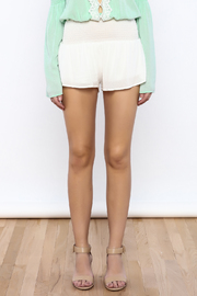 Shoptiques Product: Woven Shorts - Side cropped