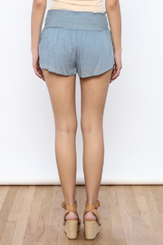 Shoptiques Product: Woven Shorts - Back cropped