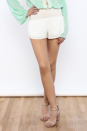 Shoptiques Product: Woven Shorts - main