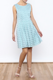 Bacio Pastel Dress - Front full body