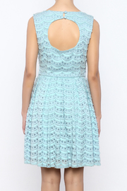 Bacio Pastel Dress - Back cropped