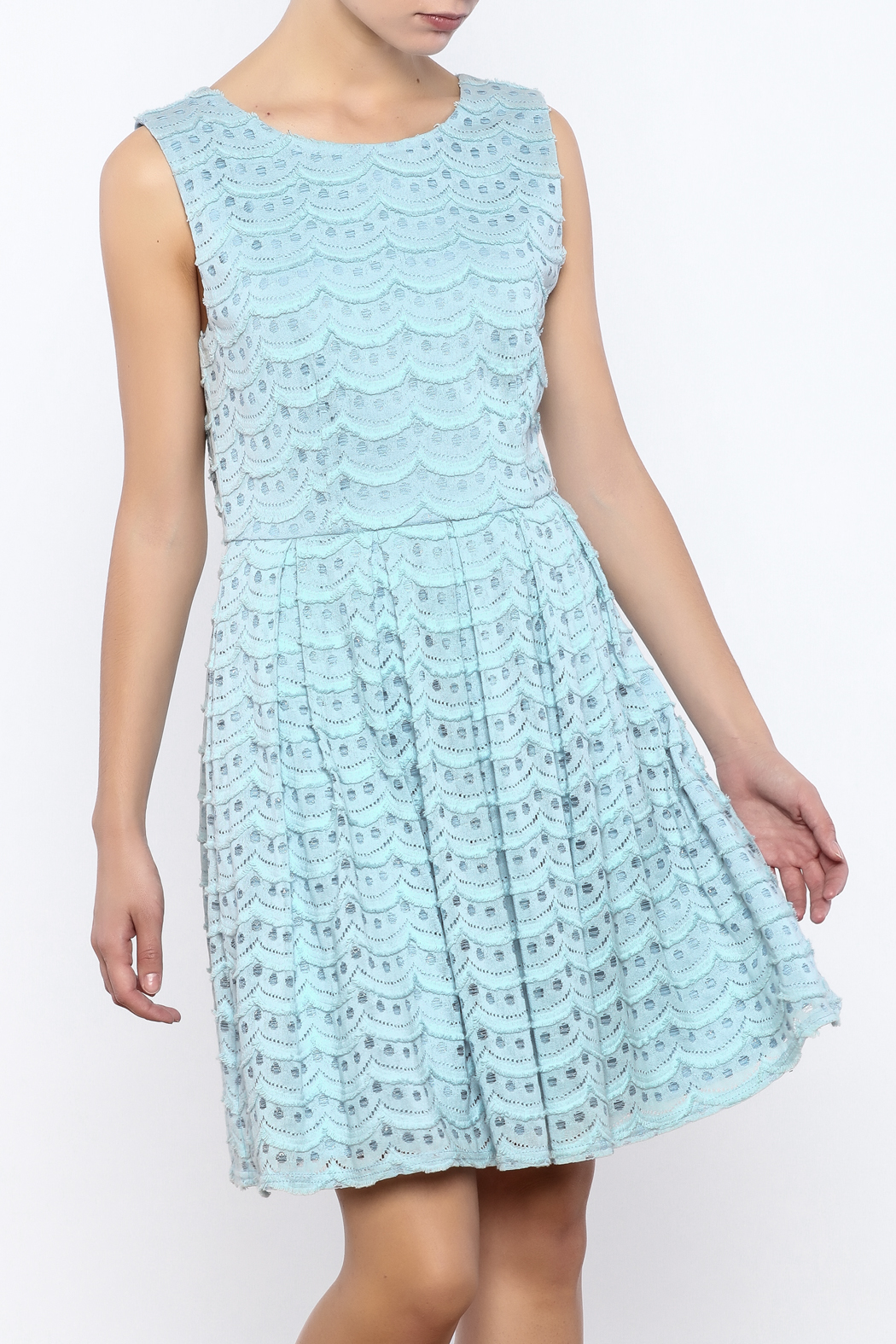 Bacio Pastel Dress - Main Image