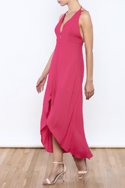 Bacio Pink Dress - Product Mini Image