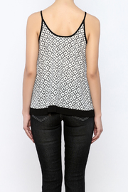 Shoptiques Product: Printed Tank - Back cropped