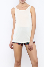 Shoptiques Product: Scoop Back Tank