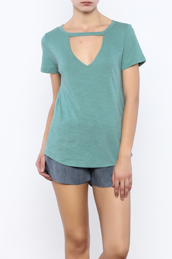 Bacio Short Sleeve Tee - Main Image