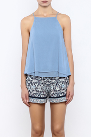 Shoptiques Product: Layered Tank - Side cropped