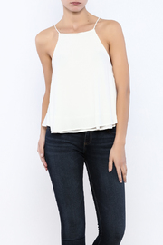 Bacio Layered Tank - Front cropped