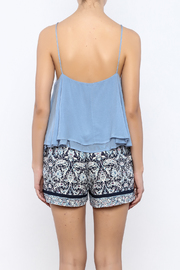 Shoptiques Product: Layered Tank - Back cropped