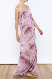 Bacio Tie Dye Maxi Dress - Product Mini Image