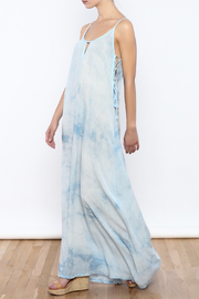Shoptiques Product: Tie Dye Maxi Dress - Front full body