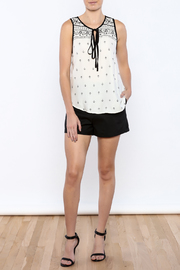 Shoptiques Product: White Top - Front full body