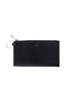 Shoptiques Product: BACK IN BLACK-BIG OSSENTIAL WALLET