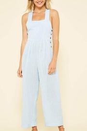 Promesa Back-Into-It Jumpsuit - Product Mini Image
