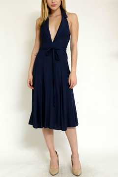 essue Back Open Dress - Product List Image