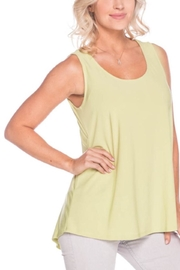 Last Tango Back Pleat Tank - Product Mini Image