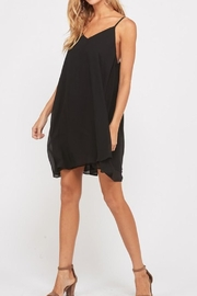 Wishlist Back Strappy Dress - Product Mini Image