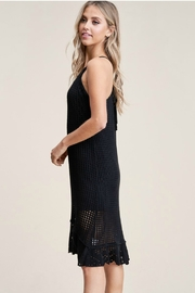 Staccato Back Tie Dress - Side cropped