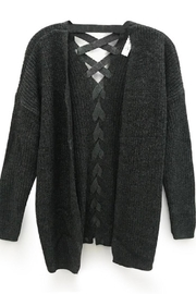 RD Style Back-Tie-Up Sweater - Product Mini Image