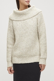 Backdrop Fashion Cowl Neck Pullover - Product Mini Image