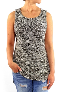 Shoptiques Product: Slub Sweater Tank Top