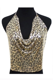 Night Queen Backless Body Chain - Product Mini Image