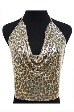 Shoptiques Product: Backless Body Chain