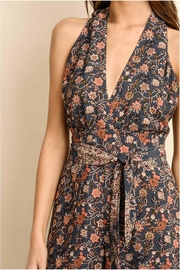 dress forum Backless Jumpsuit - Front full body