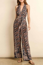 dress forum Backless Jumpsuit - Front cropped