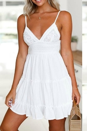 Unknown Factory Backless Summer Dress - Product Mini Image