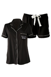 Los Angeles Trading Co.  Bad Ass Mama PJ Short Set - Product Mini Image