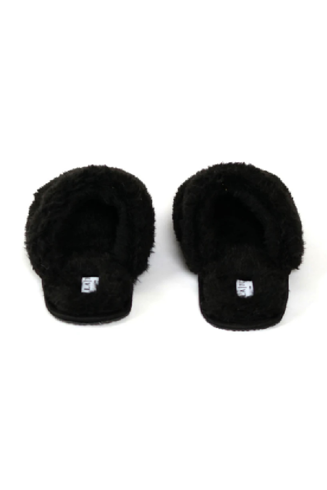 Los Angeles Trading Co.  Bad Ass Slippers - Front Full Image