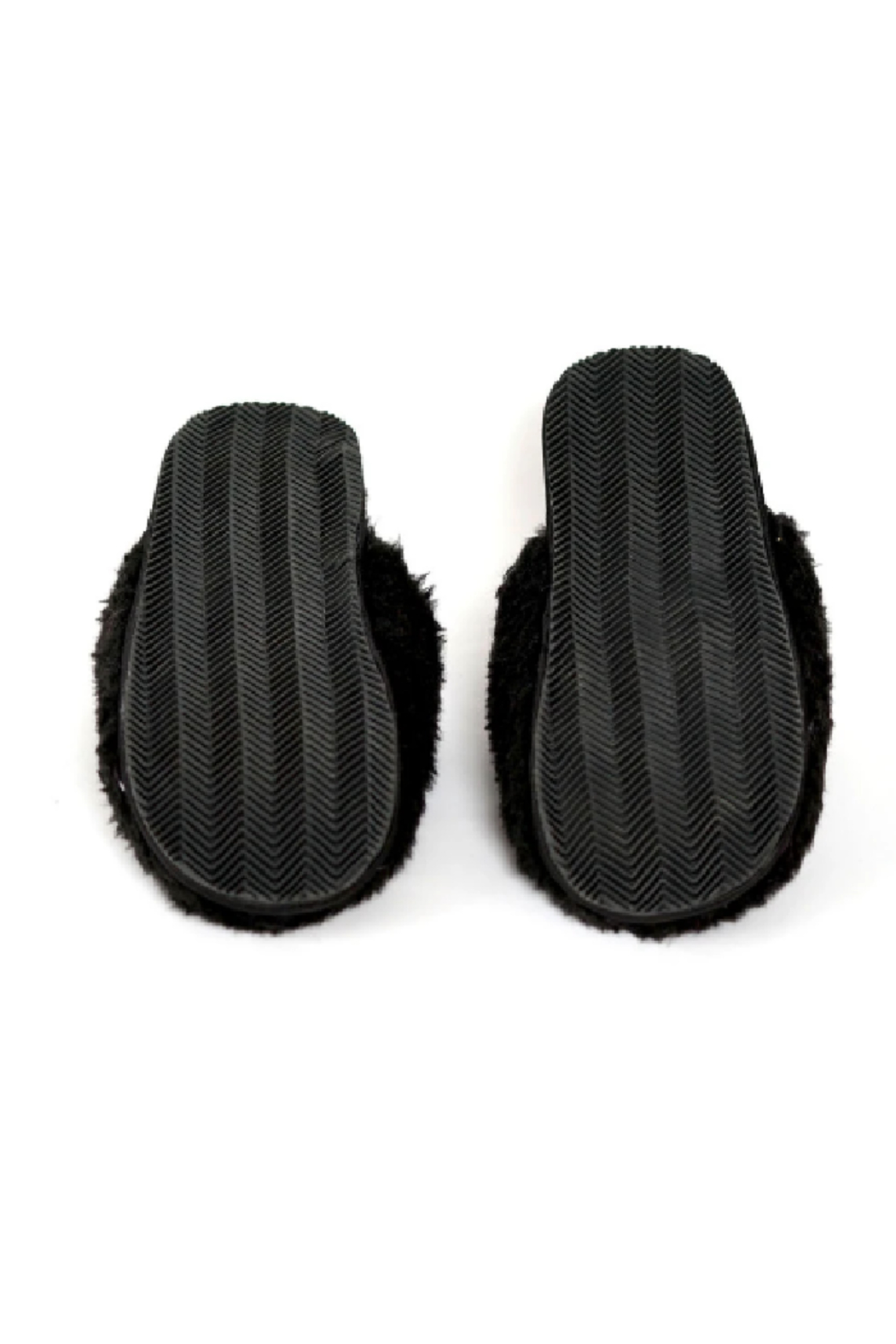 Los Angeles Trading Co.  Bad Ass Slippers - Side Cropped Image