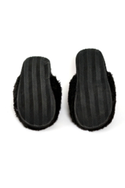 Los Angeles Trading Co.  Bad Ass Slippers - Side cropped