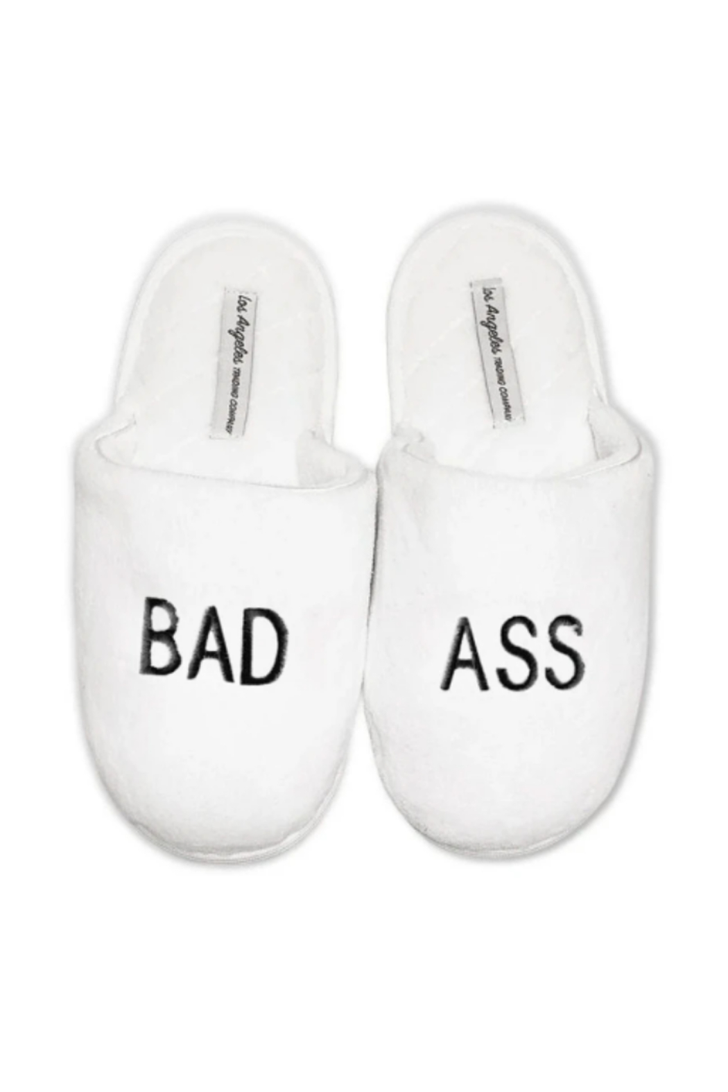 Los Angeles Trading Co.  Bad Ass Slippers - Main Image