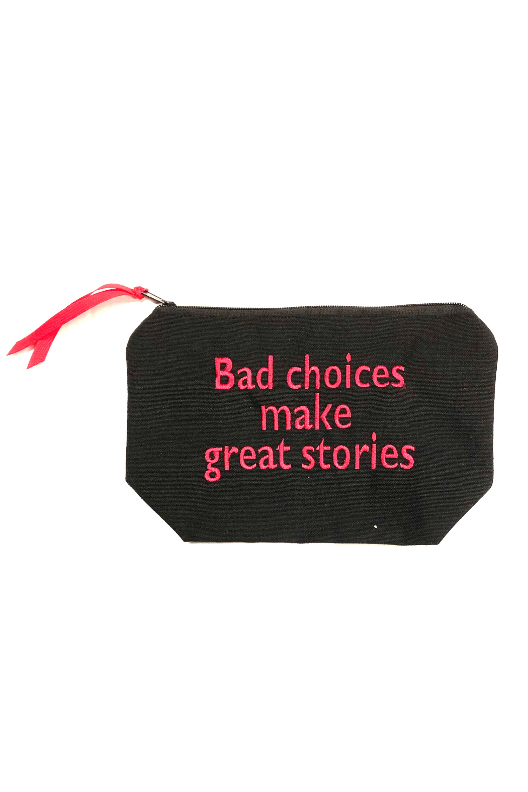 Dani Risi Bad Choices Make Great Stories Pouch - Main Image