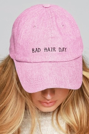 Urbanista Bad Hair Hat - Front full body