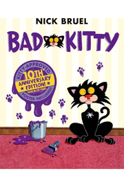Macmillian Publishing Group Bad Kitty 10th Anniversay Edition - Product Mini Image