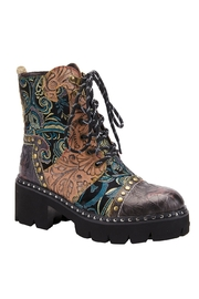 Spring Footwear Bad to the Bone Boots - Product Mini Image