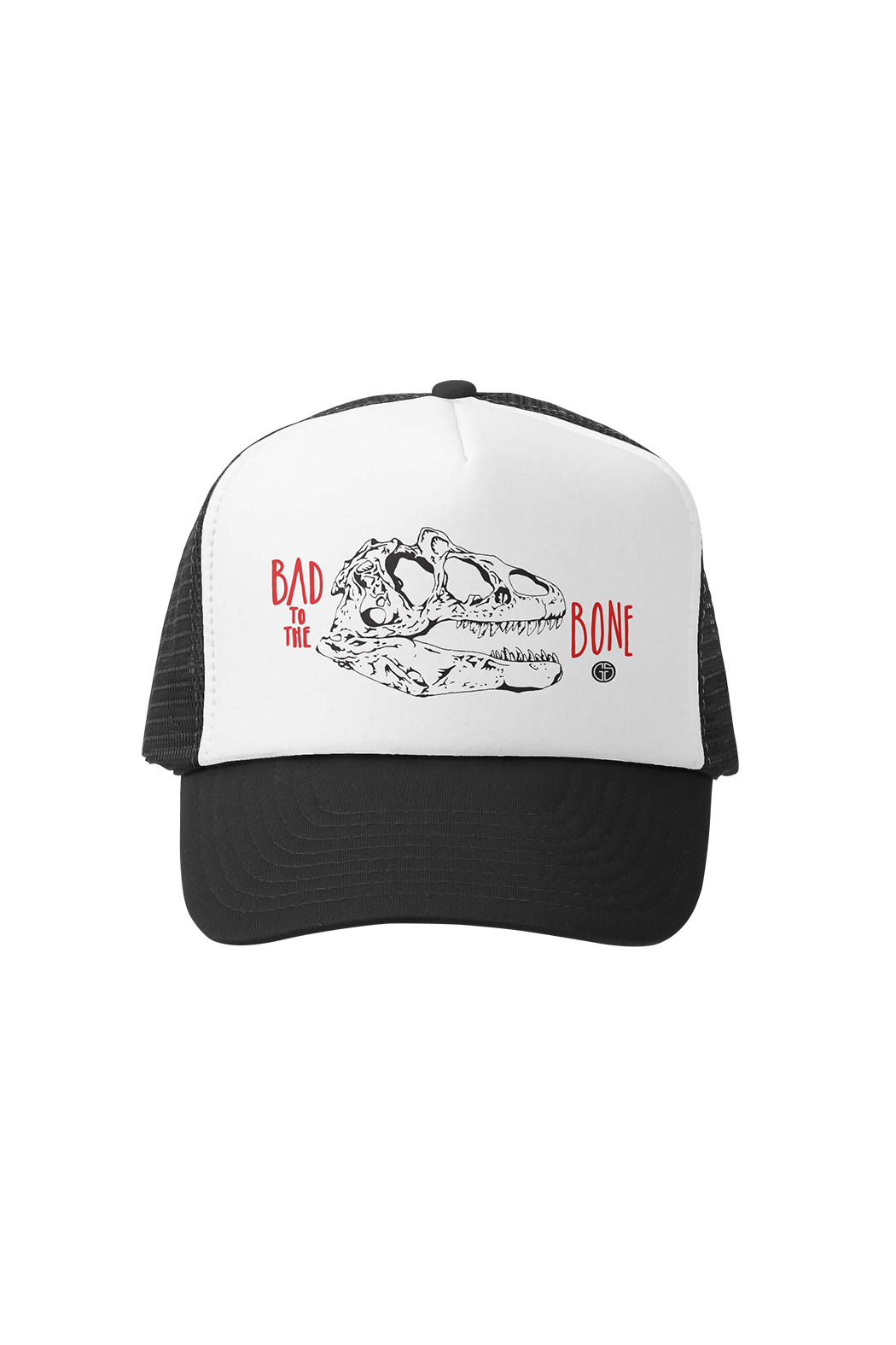 Grom Squad Bad to the Bone Trucker Hat - Main Image