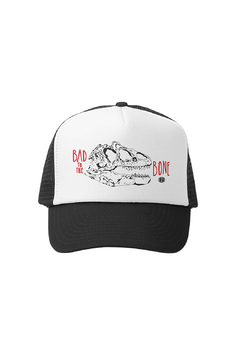 Grom Squad Bad to the Bone Trucker Hat - Alternate List Image