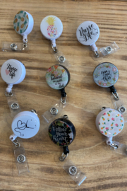 Kindred Mercantile  Badge Reels - Product Mini Image