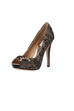 Shoptiques Product: Lace Overlay Stiletto