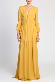Badgley Mischka 3/4 Sleeve Dress - Product Mini Image