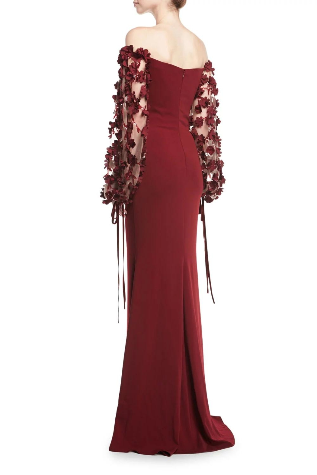 Badgley Mischka Odessa Gown - Front Full Image